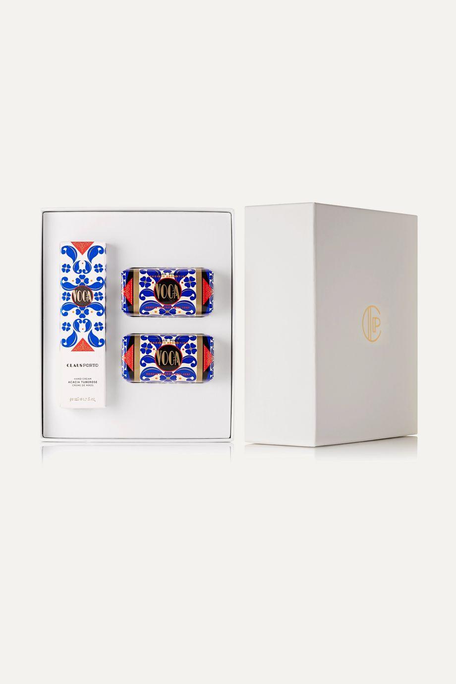 Claus Porto Voga Gift Box – Geschenkset