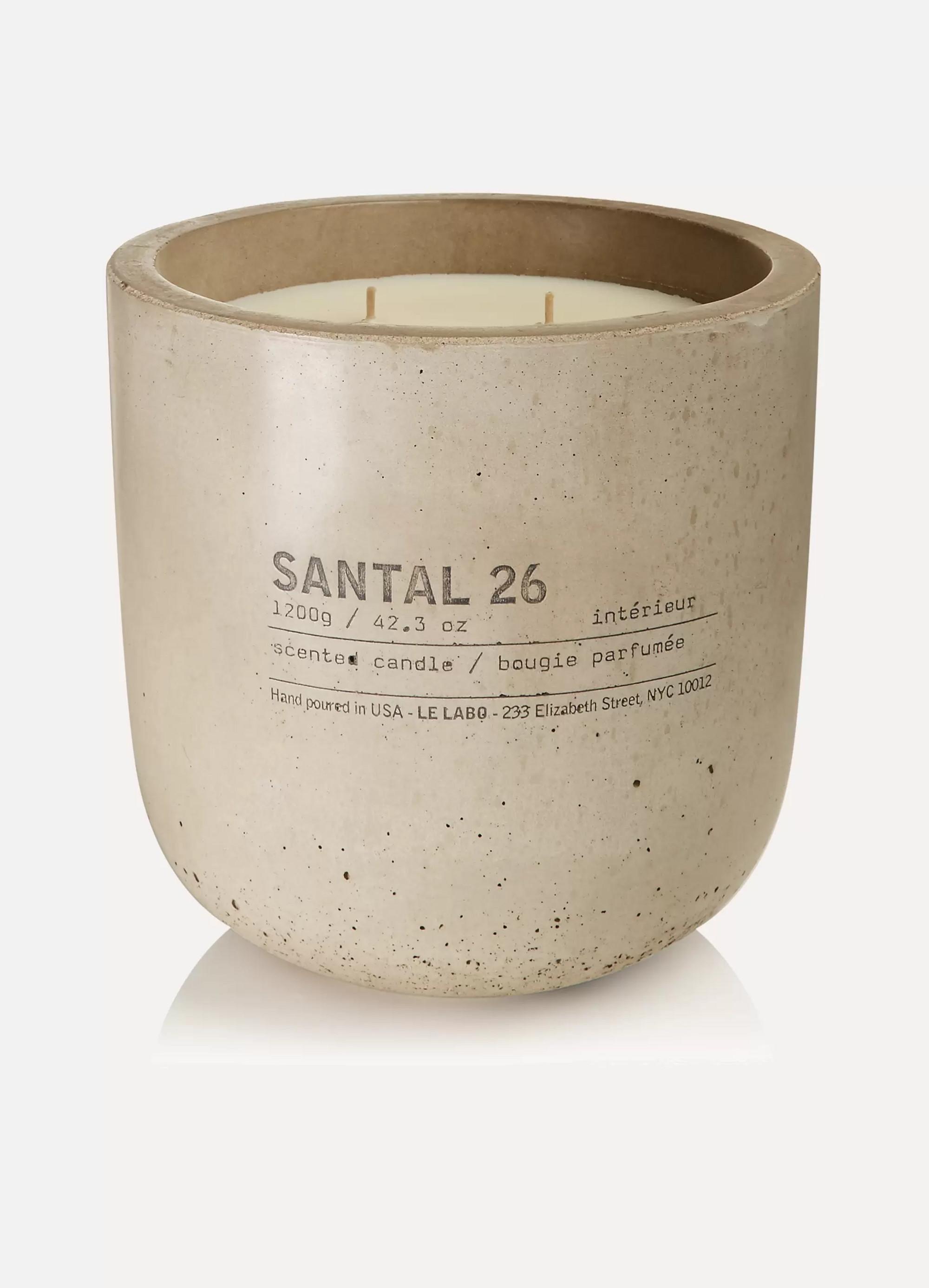 Le Labo Santal 26 scented candle, 1.2kg