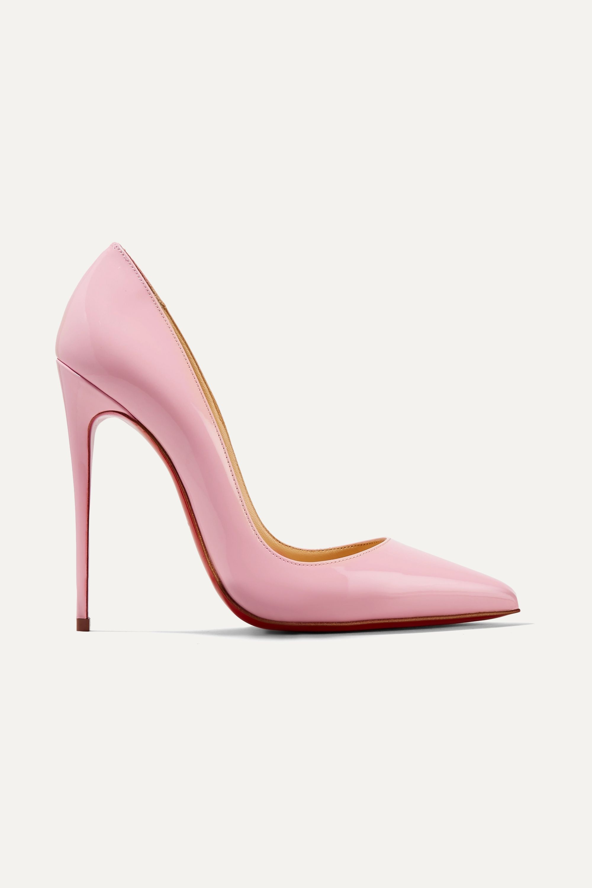 pink louboutin shoes