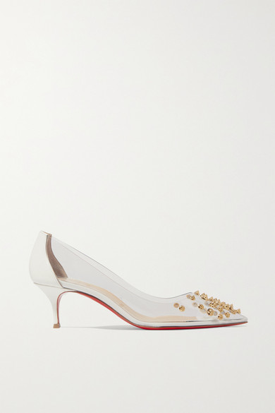 Christian Louboutin Collaclou 55 Spiked