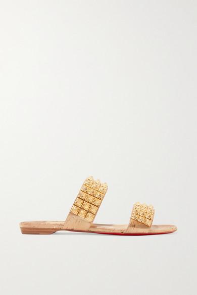 b985592e78d12 Shop Christian Louboutin Sandals for Women | ModeSens