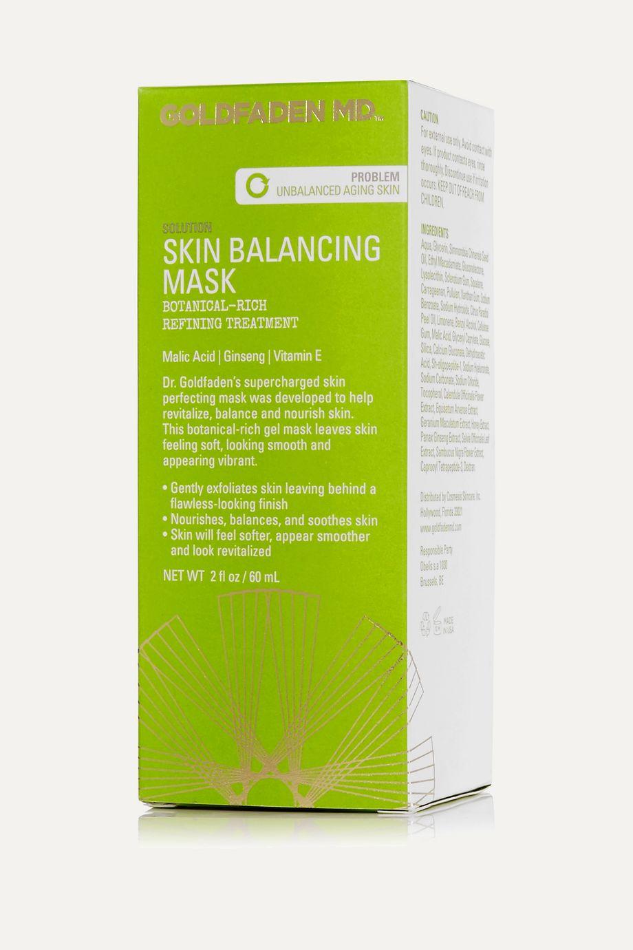 Goldfaden MD Skin Balancing Mask, 60ml