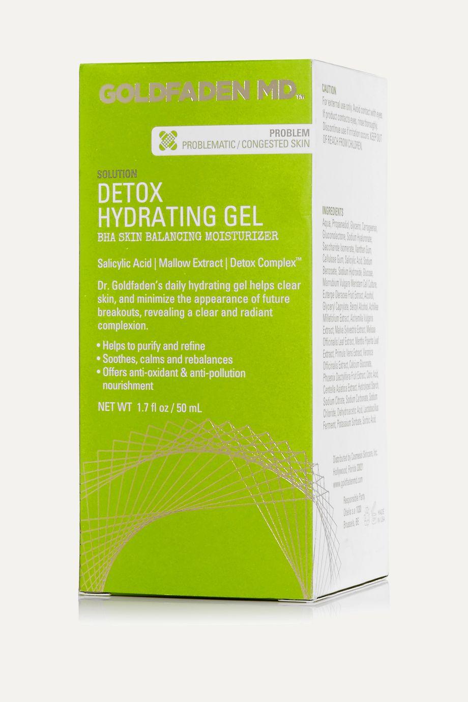 Goldfaden MD Detox Hydrating Gel, 50ml
