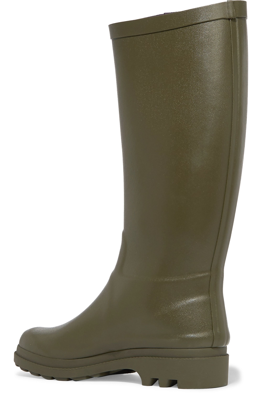 Aigle Rubber rain boots
