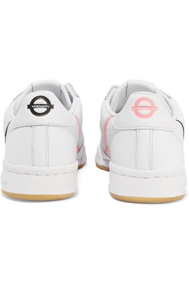 ADIDAS Originals - Sneaker 'Continental 80' aus Leder - Schwarz