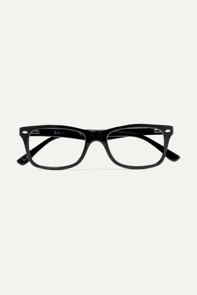 857281bd22 Ray-Ban. Square-frame acetate optical glasses