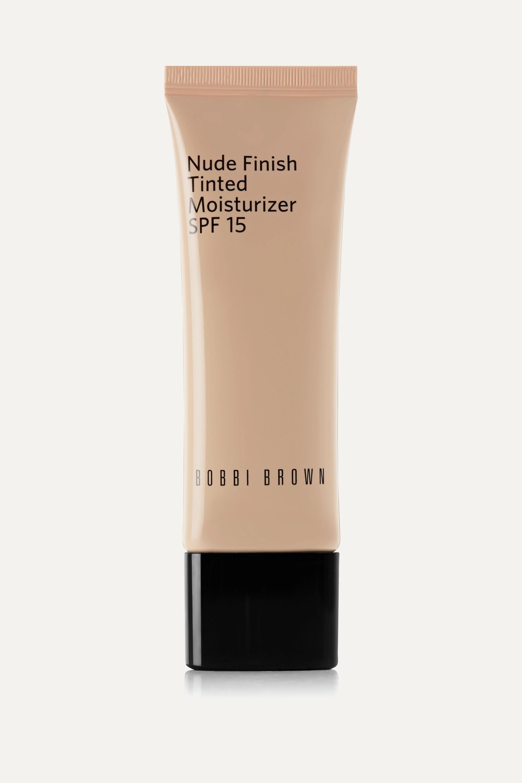 Bobbi Brown Nude Finish Tinted Moisturizer SPF15 - Porcelain Tint