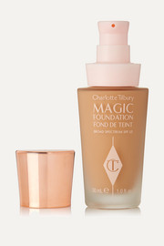 Charlotte Tilbury Magic Foundation Flawless Long-Lasting Coverage SPF15 - Shade 6.75, 30ml