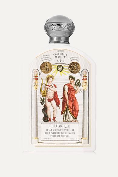 BULY Huile Antique Damask Rose Body Oil, 190Ml - Colorless