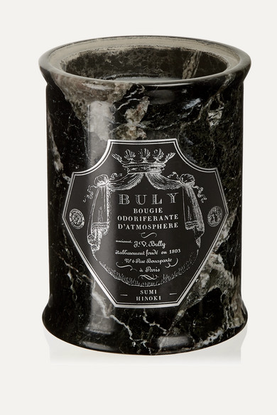 BULY Sumi Hinoki Scented Candle, 300G in Colorless