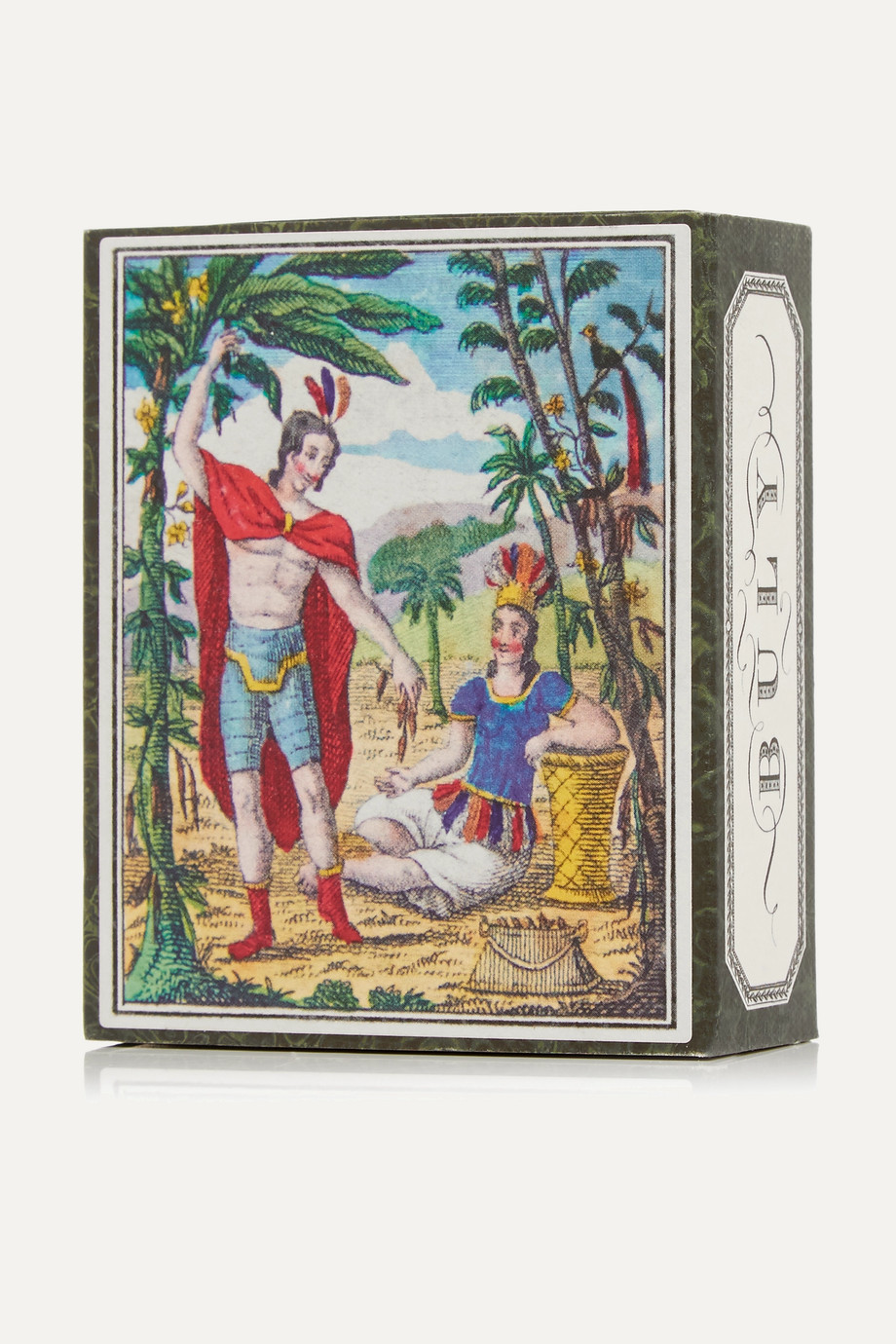 Buly 1803 Savon Superfin Soap - Peruvian Heliotrope, 150g