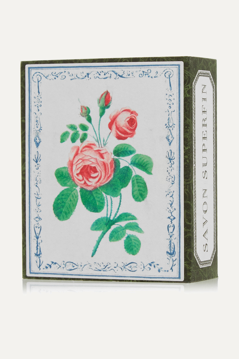 Buly 1803 Savon Superfin Damask Rose, 150 g