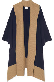 Narvi wool and cashmere-blend wrap