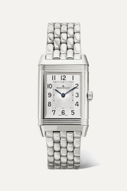 Reverso Classic 21mm small stainless steel watch
