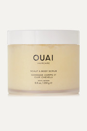 OUAI Haircare Scalp & Body Scrub, 250g
