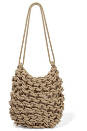 Alienina Kati woven cotton shoulder bag