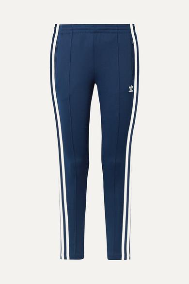 striped adidas pants