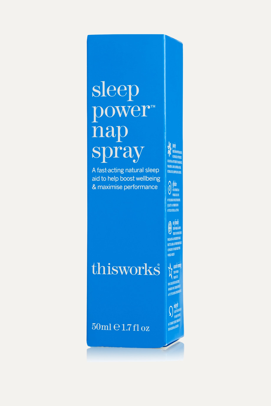 This Works Sleep Power Nap Spray, 50 ml – Kissenspray
