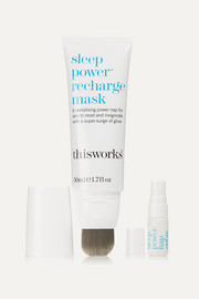 This Works Sleep Power Recharge Mask, 50ml