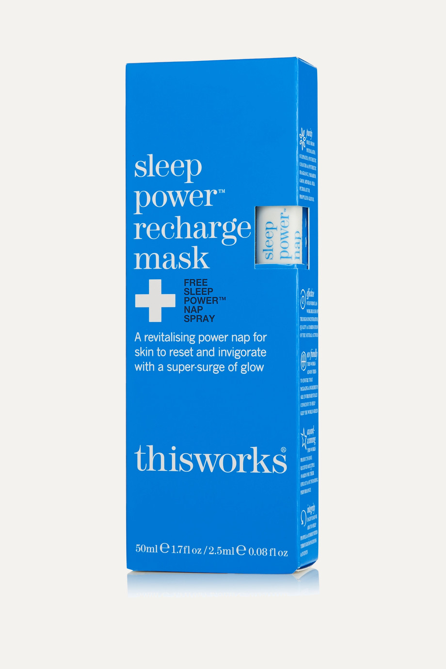 This Works Sleep Power Recharge Mask, 50 ml – Gesichtsmaske