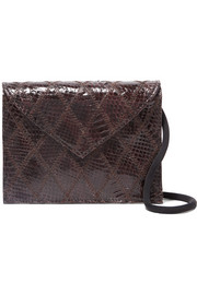 Pen Pal watersnake shoulder bag