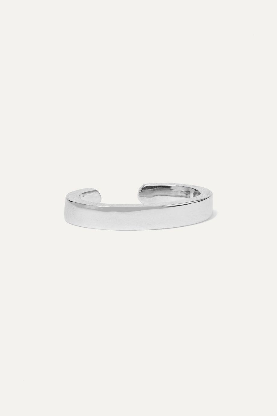 Anita Ko 18-karat white gold ear cuff