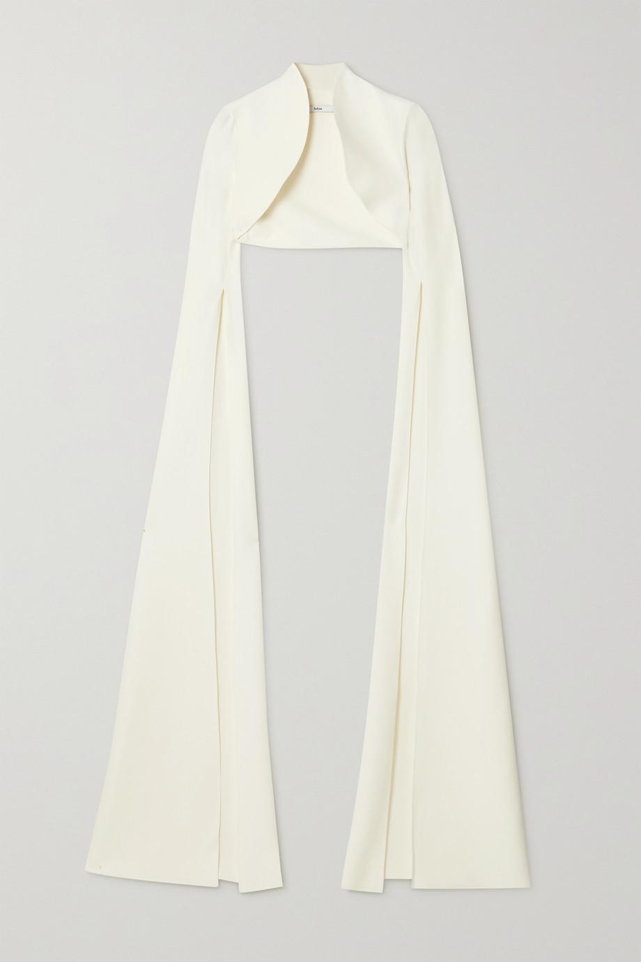Safiyaa 绉纱短款外套