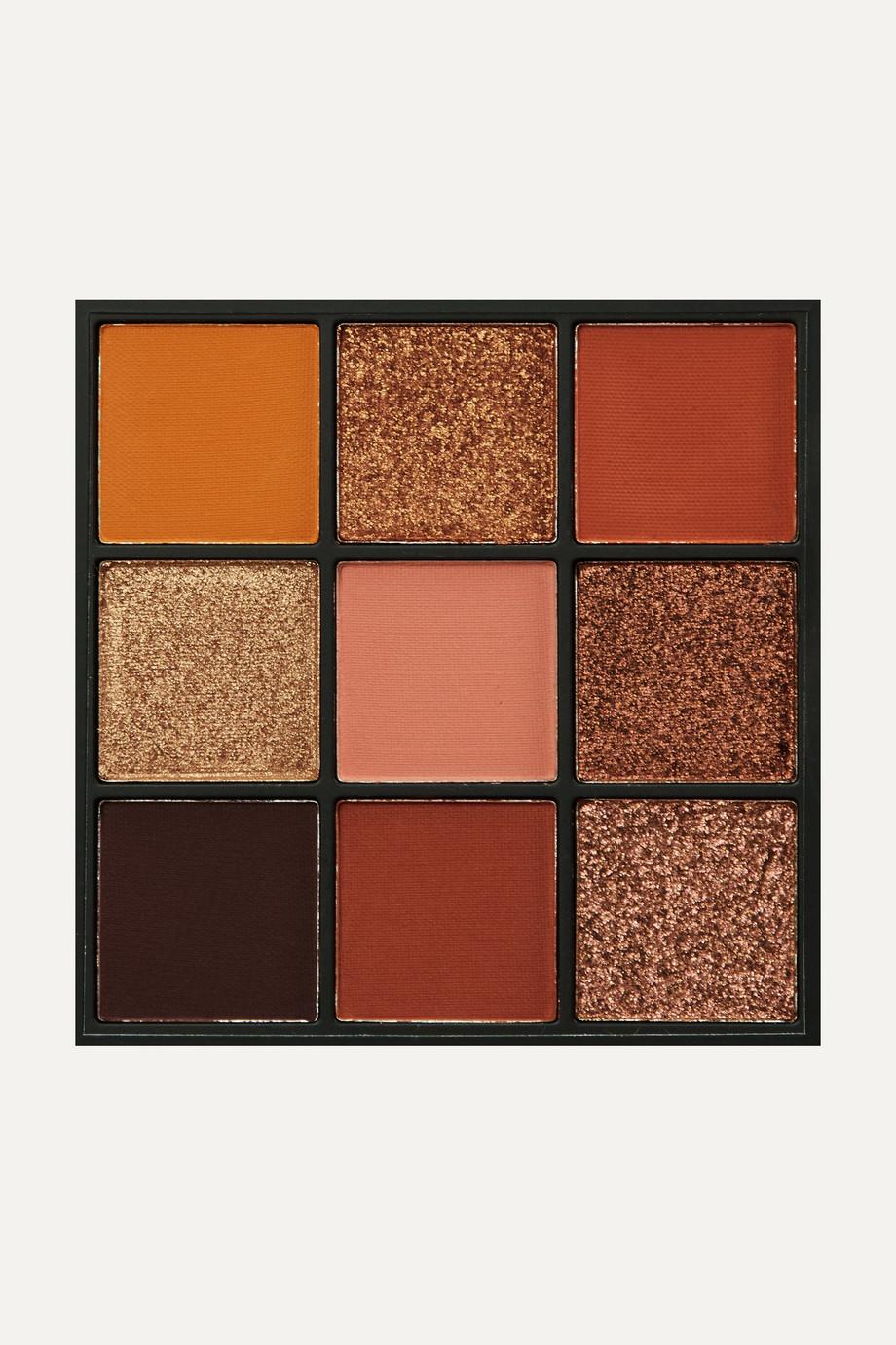 Huda Beauty Obsessions Eyeshadow Palette - Topaz