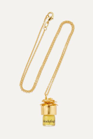STRANGELOVE NYC Perfume Oil Necklace
