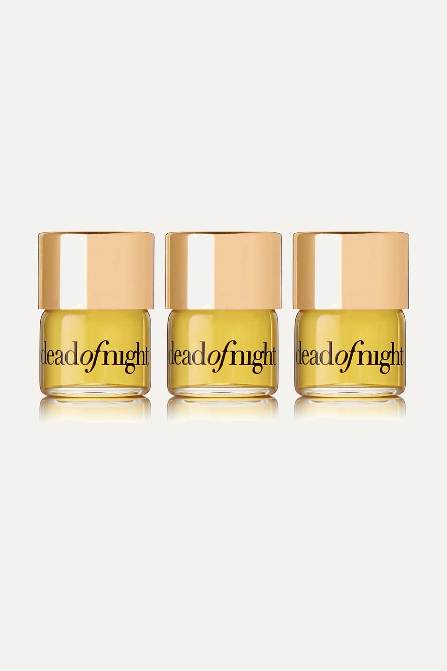 strangelove nyc Perfume Oil Travel Set - deadofnight, 3 x 1.25ml