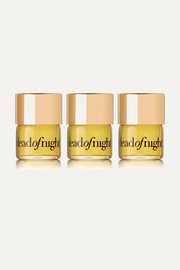 strangelove nyc Perfume Oil Travel Set - deadofnight, 3 x 1.25ml