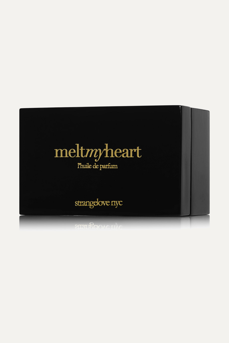strangelove nyc Perfume Oil Travel Set - meltmyheart, 3 x 1.25ml