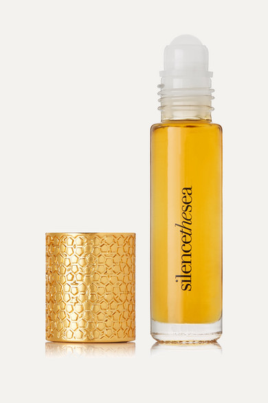 STRANGELOVE NYC Perfume Oil Roll-On - Silencethesea, 10Ml in Colorless