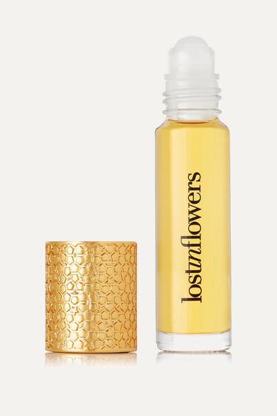 STRANGELOVE NYC Perfume Oil Roll-On - Lostinflowers, 10Ml in Colorless