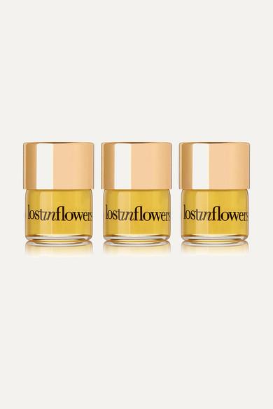 STRANGELOVE NYC Perfume Oil Refills - Lostinflowers, 3 X 1.25Ml in Colorless