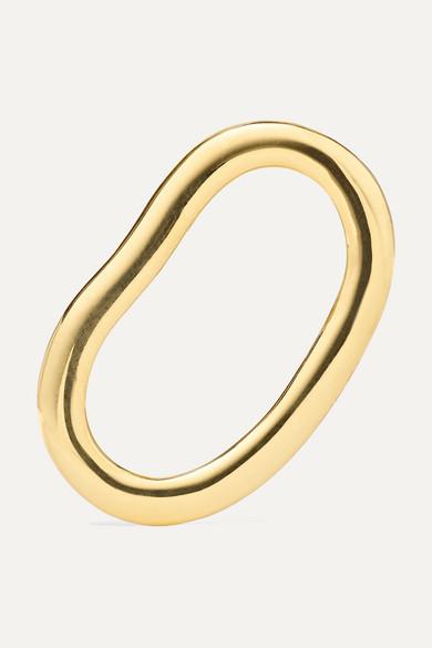 ANA KHOURI Iolanda 18-Karat Gold Earring