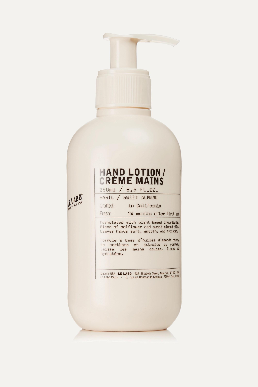 Le Labo Basil Hand Lotion, 250ml