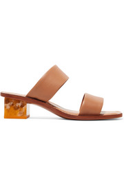 Lavinia leather sandals