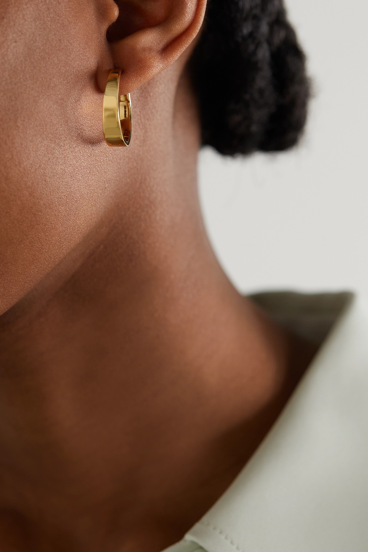 Anita Ko Meryl Creolen aus 18 Karat Gold
