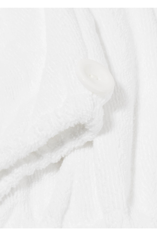 Iles Formula Signature Hair Turban Towel - White