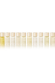 Bath and Shower Oil Collection, 10 x 3ml