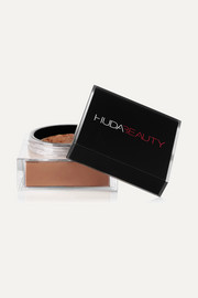Huda Beauty Easy Bake Loose Powder – Coffee Cake – Loser Puder