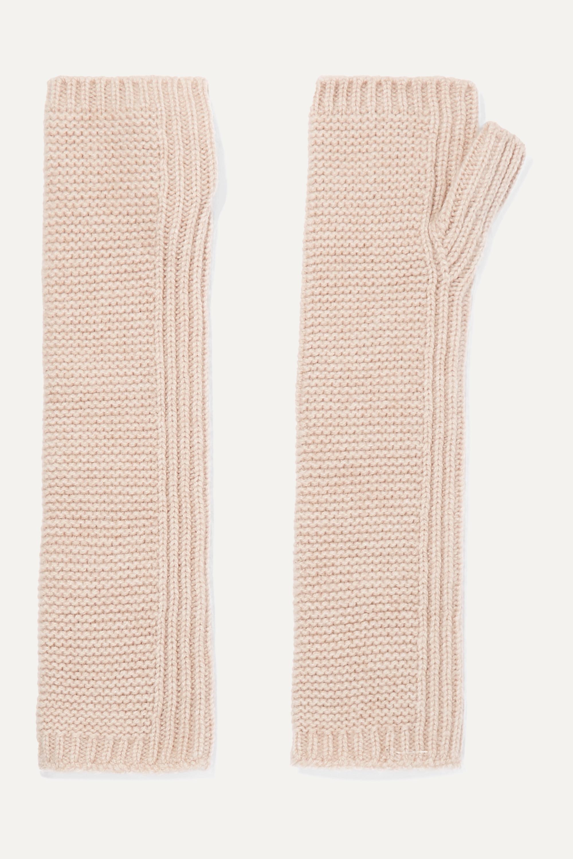 Johnstons of Elgin Cashmere wrist warmers