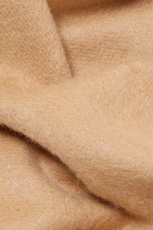 Johnstons of Elgin Fringed cashmere scarf