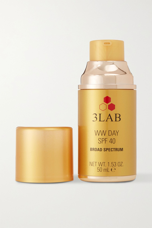 3LAB Crème de jour WW Day SPF 40, 50 ml