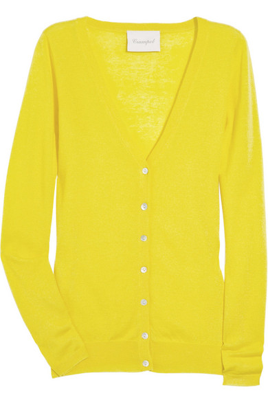 Crumpet | Fine-knit cashmere cardigan | NET-A-PORTER.COM