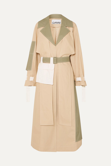 50% price skilful manufacture better price for Cotton trench coat