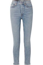 Originals High-Rise Ankle Crop skinny jeans