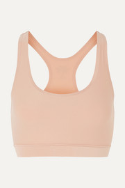 Soft Stretch jersey bra