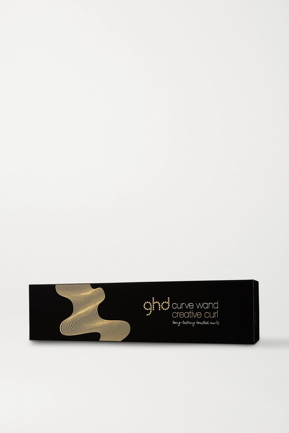 ghd Creative Curl Wand - UK 3-pin plug